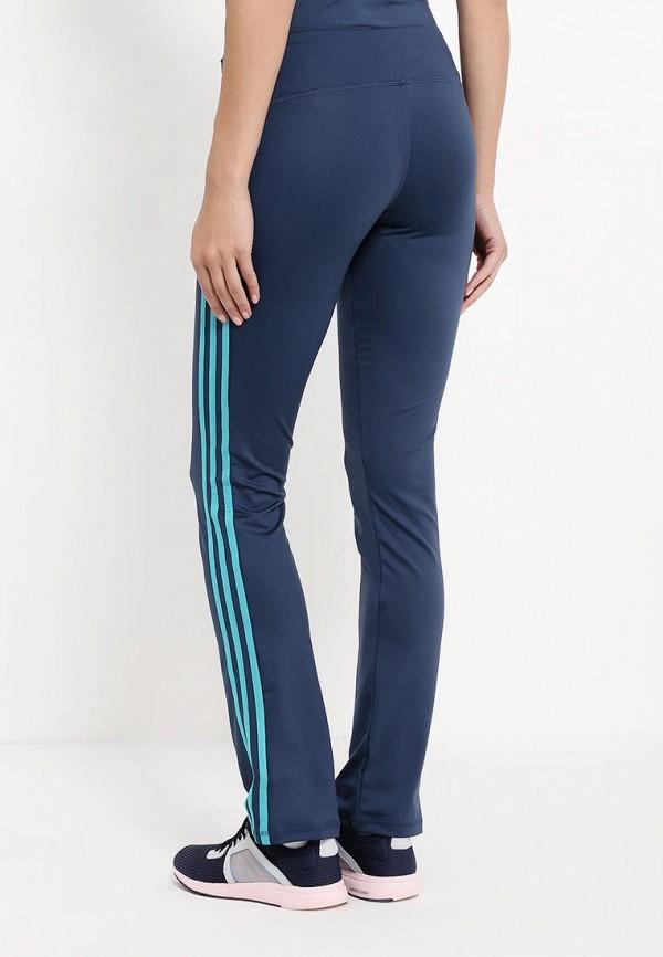 Женские спортивные брюки Adidas Performance (Адидас Перфоманс) AJ9355: изображение 4