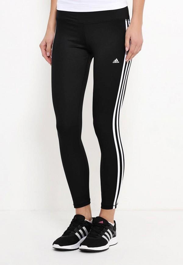 Женские спортивные брюки Adidas Performance (Адидас Перфоманс) AJ9366: изображение 3