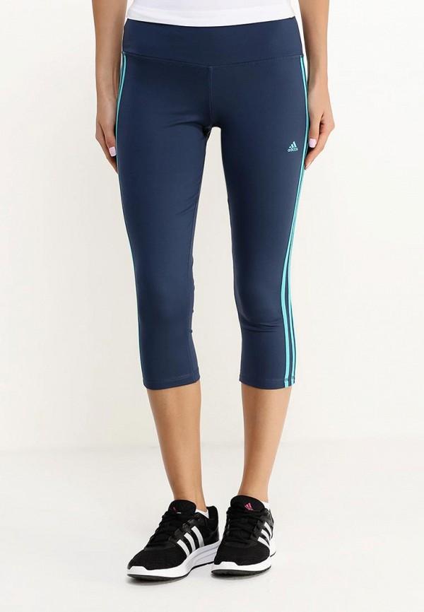 Женские спортивные брюки Adidas Performance (Адидас Перфоманс) AJ9371: изображение 3