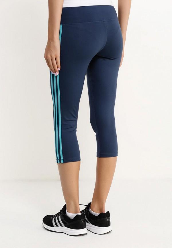 Женские спортивные брюки Adidas Performance (Адидас Перфоманс) AJ9371: изображение 4