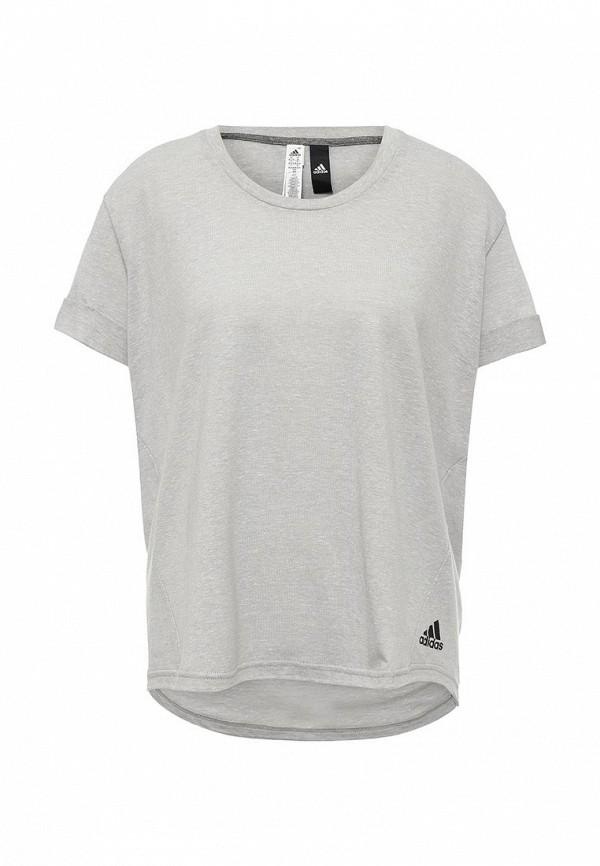 Спортивная футболка Adidas Performance (Адидас Перфоманс) AY0184