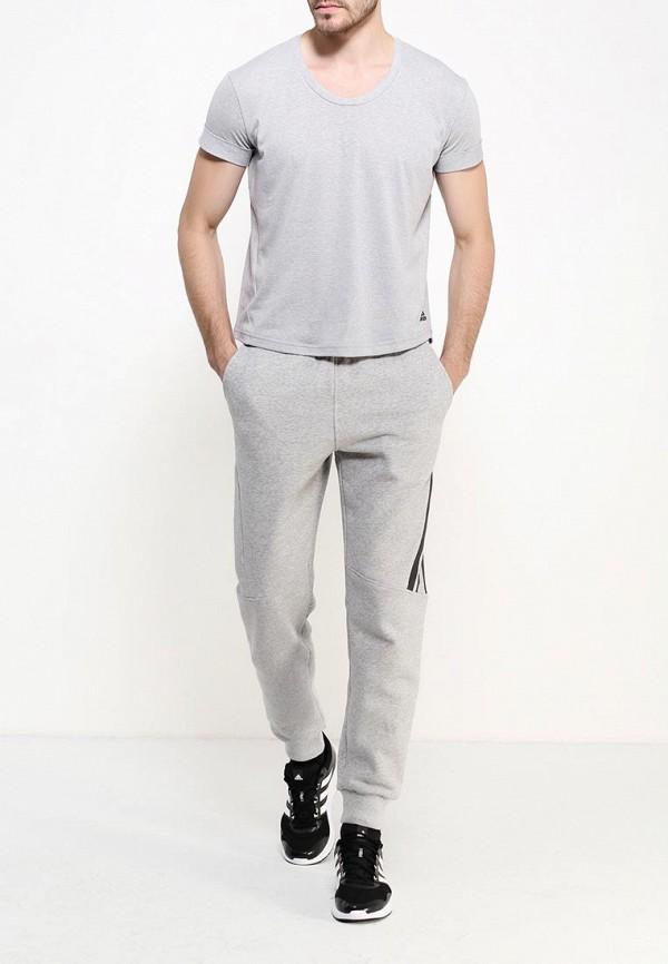 Спортивная футболка Adidas Performance (Адидас Перфоманс) AY0184: изображение 2