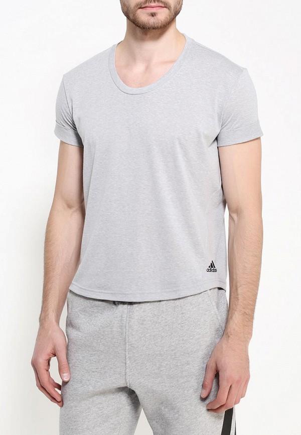 Спортивная футболка Adidas Performance (Адидас Перфоманс) AY0184: изображение 4