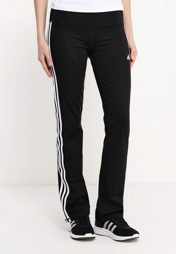 Женские спортивные брюки Adidas Performance (Адидас Перфоманс) AJ9354: изображение 3