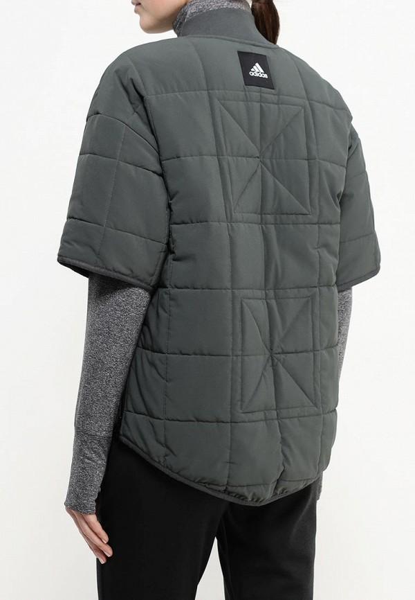 Куртка Adidas Performance (Адидас Перфоманс) AX6449: изображение 4