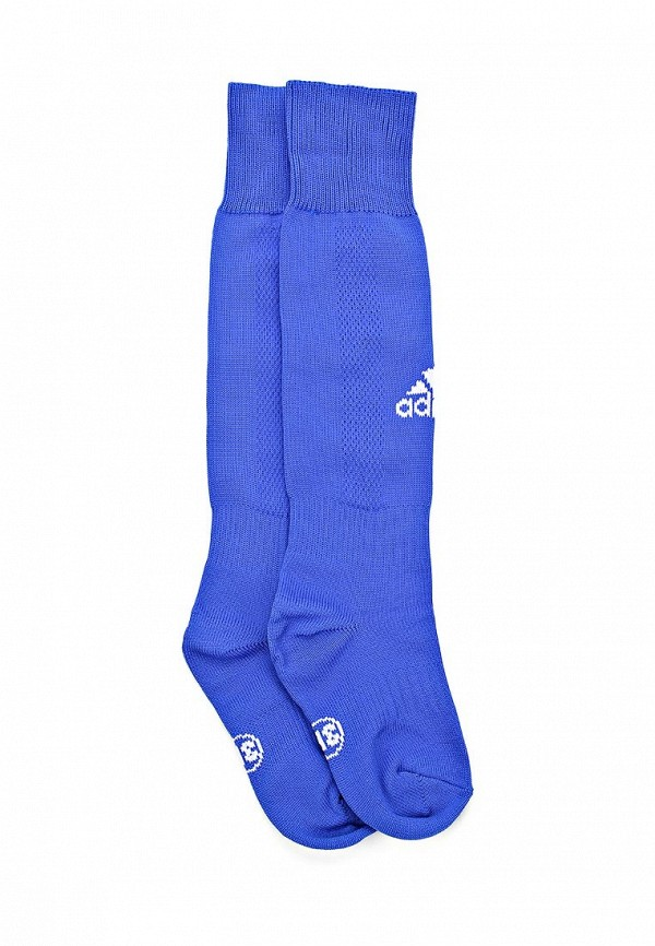 Гольфы adidas Performance AD094FUCBI71. Цвет: синий