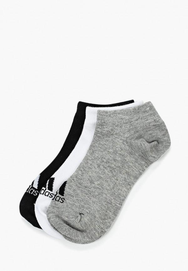 Купить Комплект adidas, adidas AD094FUQIH58, белый, серый, черный, Весна-лето 2018