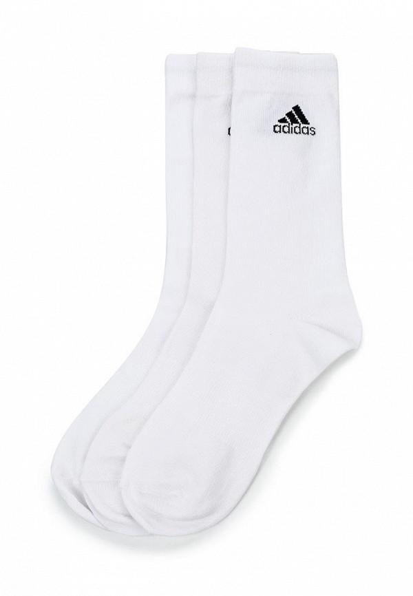 Комплект носков 3 пары adidas Performance adidas Performance AD094FUQIH59 брюки спортивные adidas performance adidas performance ad094ewuof95