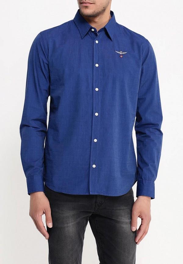 Рубашка с длинным рукавом Aeronautica Militare 161CA937CT1857: изображение 3