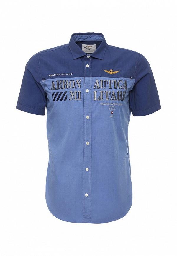 Рубашка с коротким рукавом Aeronautica Militare 161CA954CT1857