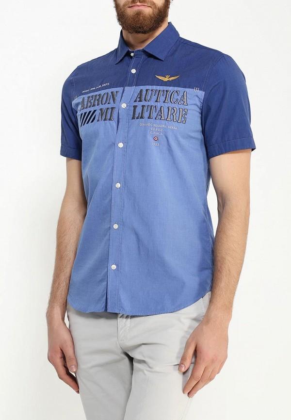 Рубашка с коротким рукавом Aeronautica Militare 161CA954CT1857: изображение 3