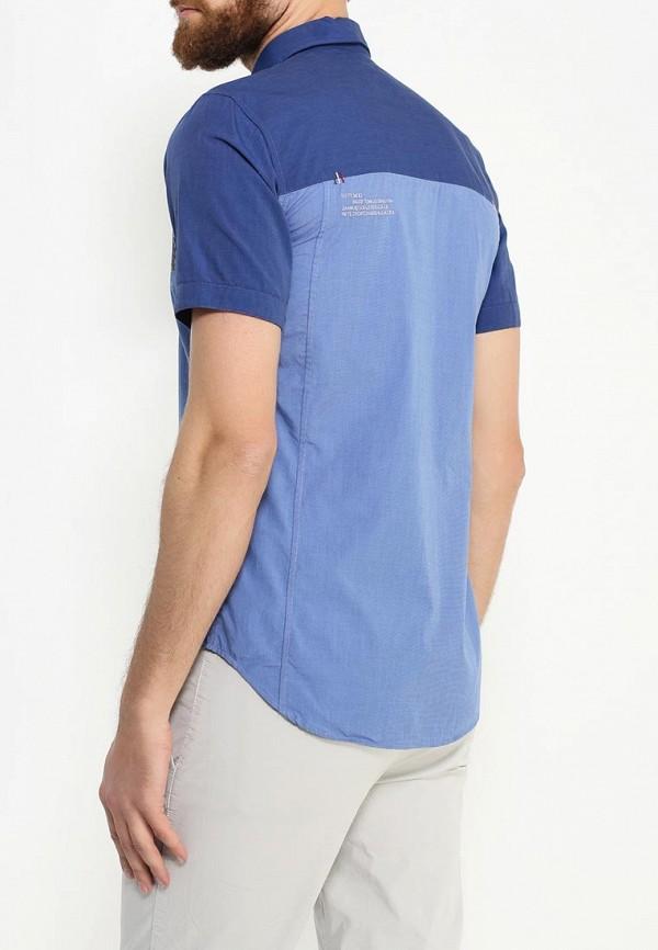 Рубашка с коротким рукавом Aeronautica Militare 161CA954CT1857: изображение 4