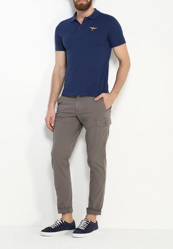 Мужские повседневные брюки Aeronautica Militare 161PA1170CT1867: изображение 2