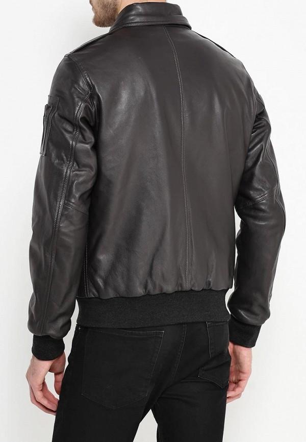 Кожаная куртка Aeronautica Militare pn8861839: изображение 4