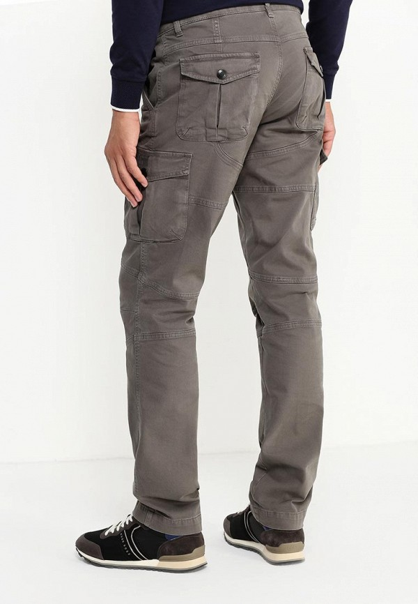 Мужские повседневные брюки Aeronautica Militare pa1193ct2053: изображение 4