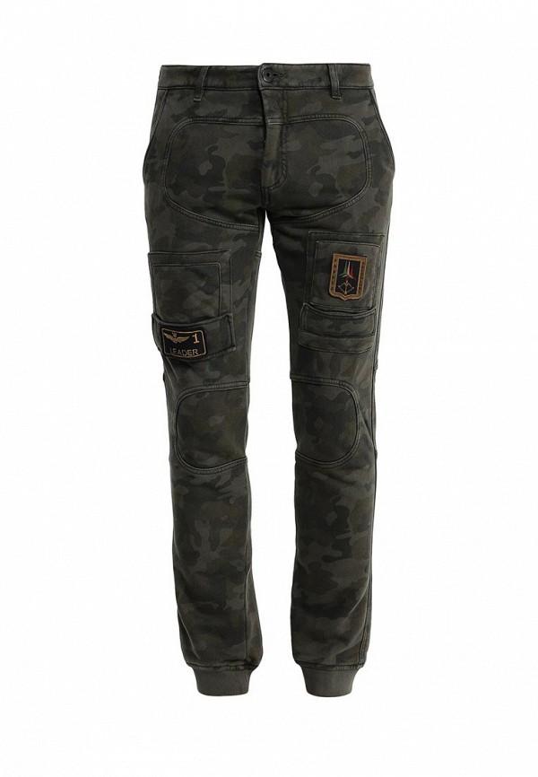 Мужские повседневные брюки Aeronautica Militare pf632f121: изображение 1