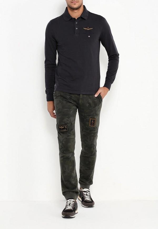Мужские повседневные брюки Aeronautica Militare pf632f121: изображение 2