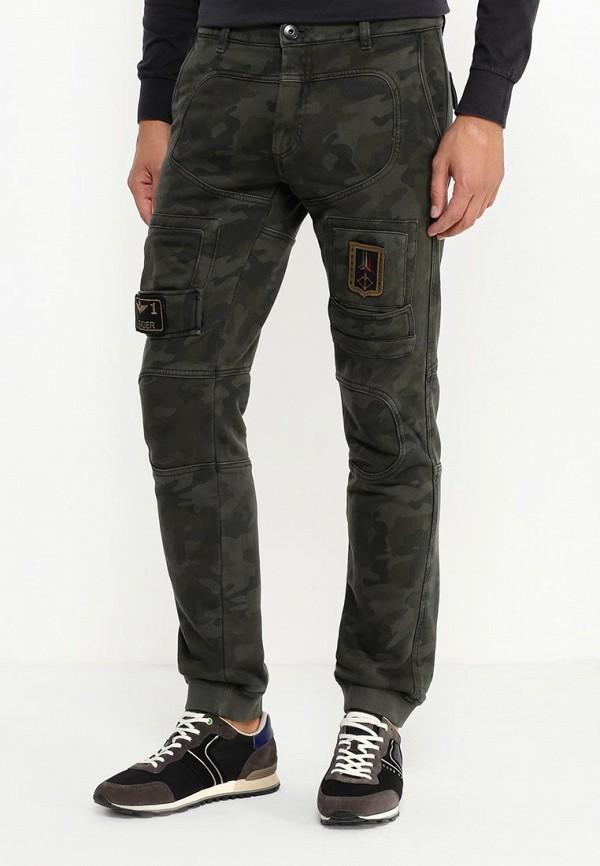 Мужские повседневные брюки Aeronautica Militare pf632f121: изображение 3