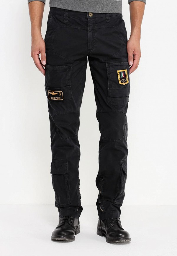 Мужские повседневные брюки Aeronautica Militare pa939ct83: изображение 3