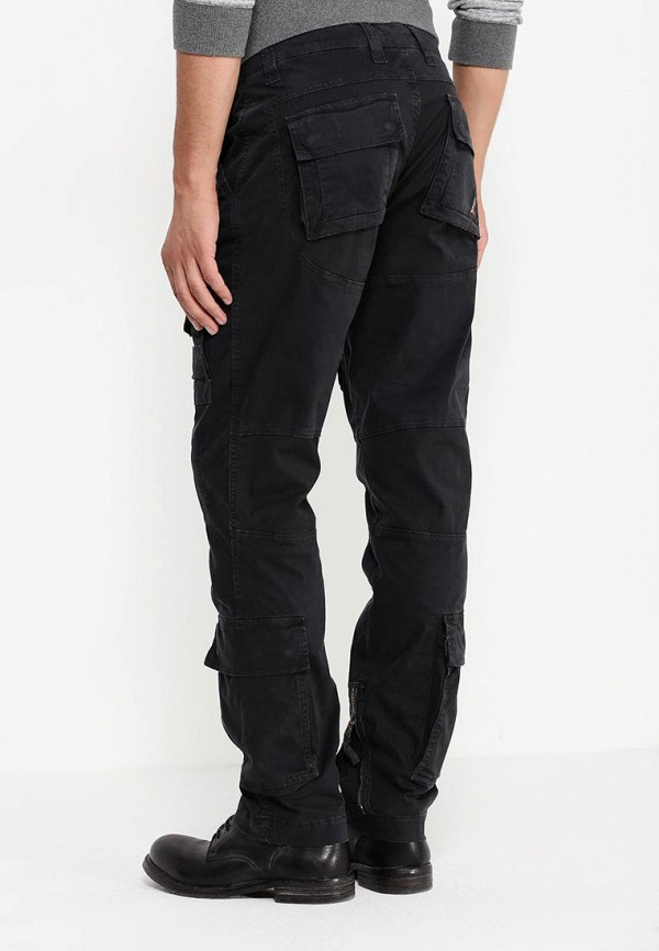 Мужские повседневные брюки Aeronautica Militare pa939ct83: изображение 4