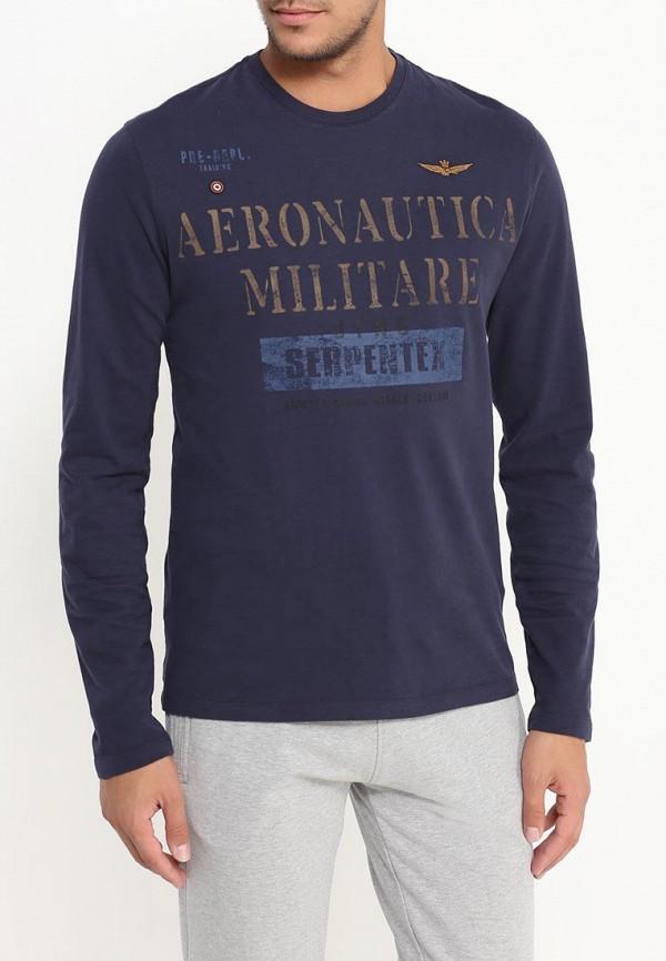 Футболка с надписями Aeronautica Militare ts1309j17: изображение 3