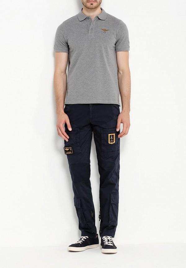 Мужские повседневные брюки Aeronautica Militare PA939CT83: изображение 2