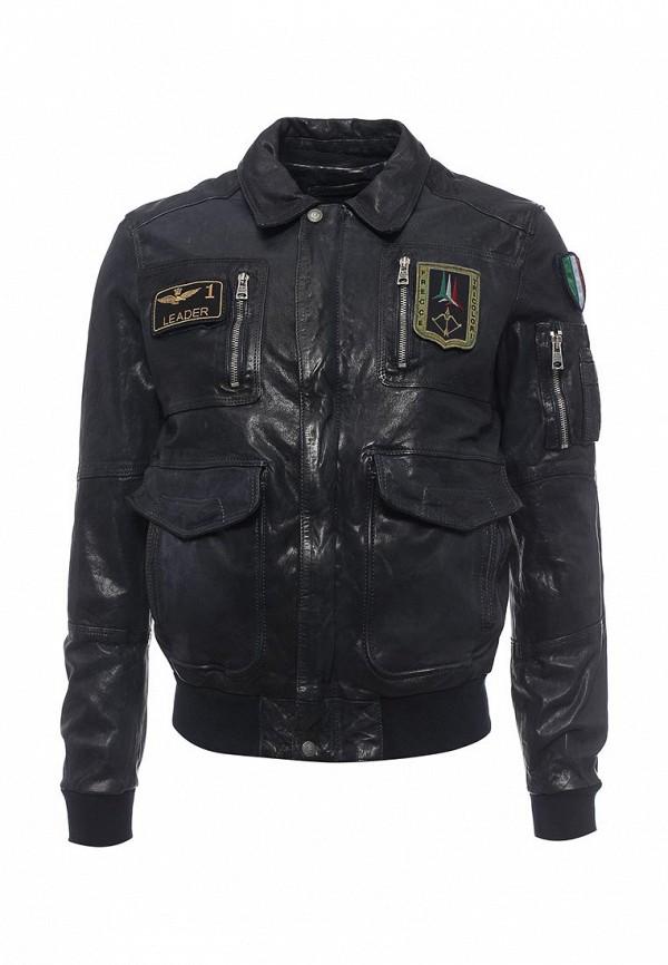 Кожаная куртка Aeronautica Militare PN5931839