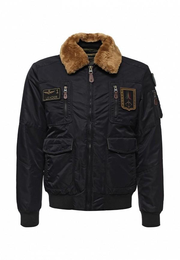 Куртка утепленная Aeronautica Militare Aeronautica Militare AE003EMUMX40 мужская хлопчатобумажная куртка мужская длинная мужская одежда крупногабаритная хлопчатобумажная одежда