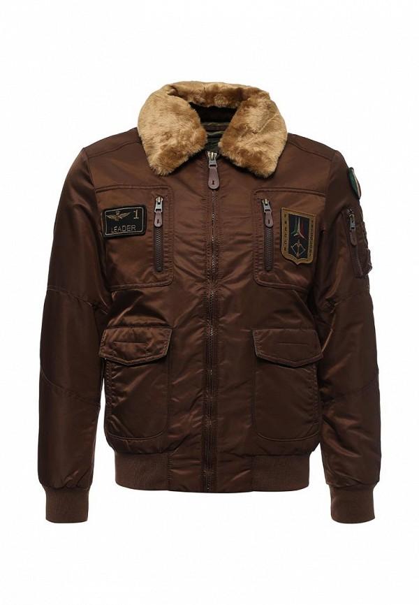 Куртка утепленная Aeronautica Militare Aeronautica Militare AE003EMUMX41 куртка утепленная quiksilver mission pr black grey camokazi