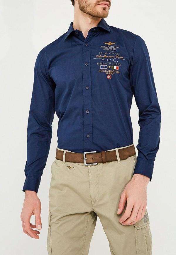 Рубашка Aeronautica Militare Aeronautica Militare AE003EMZPO84 рубашка quelle bruno banani 687269