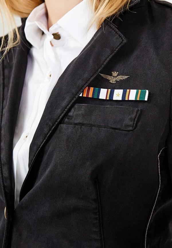 Фото Куртка джинсовая Aeronautica Militare. Купить в РФ