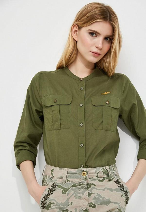 Рубашка Aeronautica Militare Aeronautica Militare AE003EWZPG49