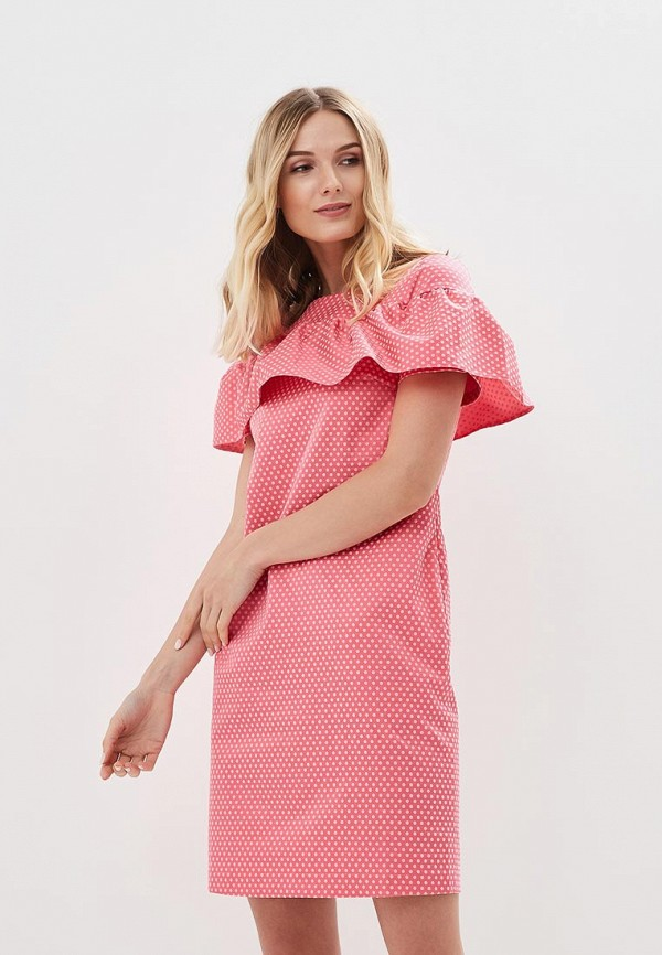 Купить Платье Aelite, Aelite AE004EWAXCB1, розовый, Весна-лето 2018