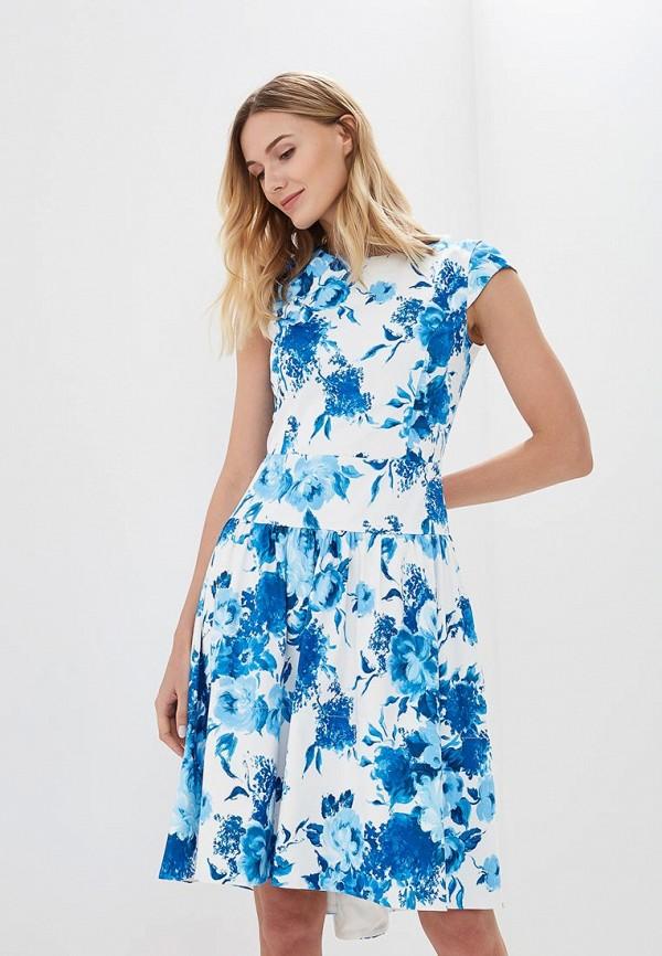 Купить Платье Aelite, Aelite AE004EWBJFU9, синий, Весна-лето 2018
