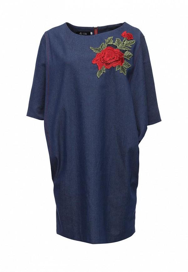 Платье джинсовое Aelite Aelite AE004EWTFH36
