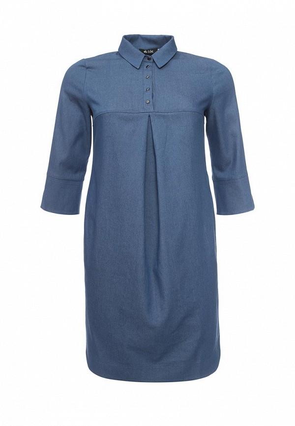 Платье джинсовое Aelite Aelite AE004EWTFH39