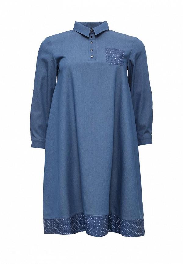 Платье джинсовое Aelite Aelite AE004EWTFH40