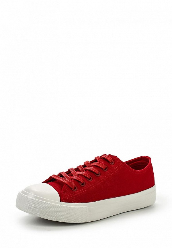 Купить Кеды Affex красного цвета