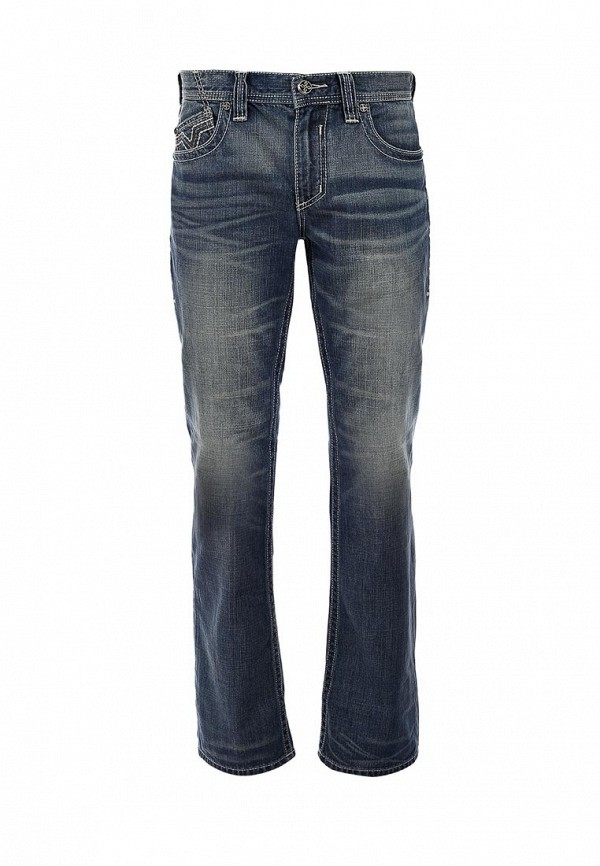 Мужские широкие и расклешенные джинсы Affliction (Аффликшн) 110BC076: изображение 1