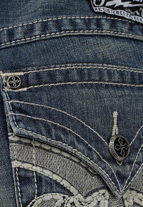 Мужские широкие и расклешенные джинсы Affliction (Аффликшн) 110BC076: изображение 4