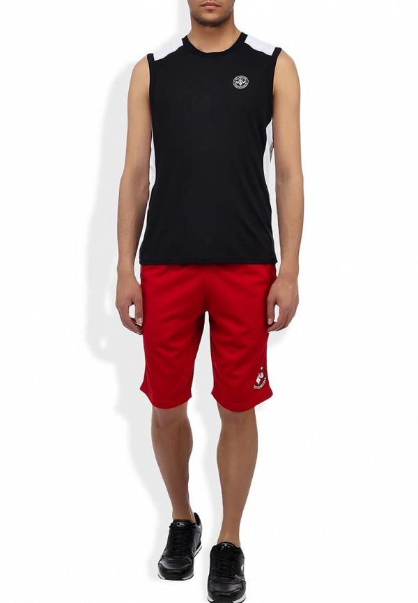 Мужские спортивные шорты Affliction (Аффликшн) 110WS063: изображение 5