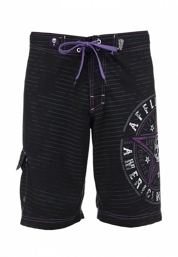 Мужские шорты для плавания Affliction (Аффликшн) 101BS075: изображение 1