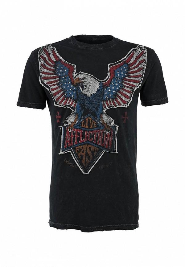 Спортивная футболка Affliction (Аффликшн) A8983: изображение 1