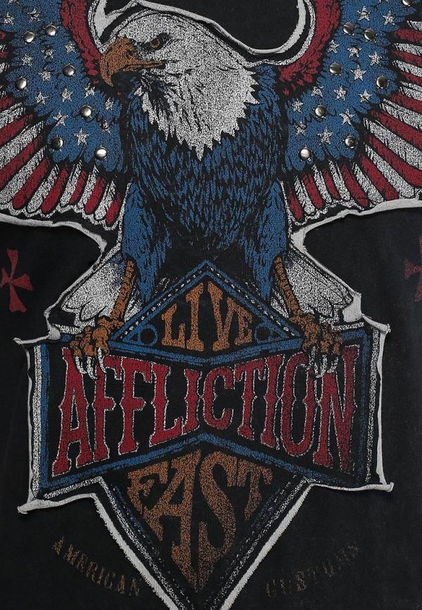 Спортивная футболка Affliction (Аффликшн) A8983: изображение 3