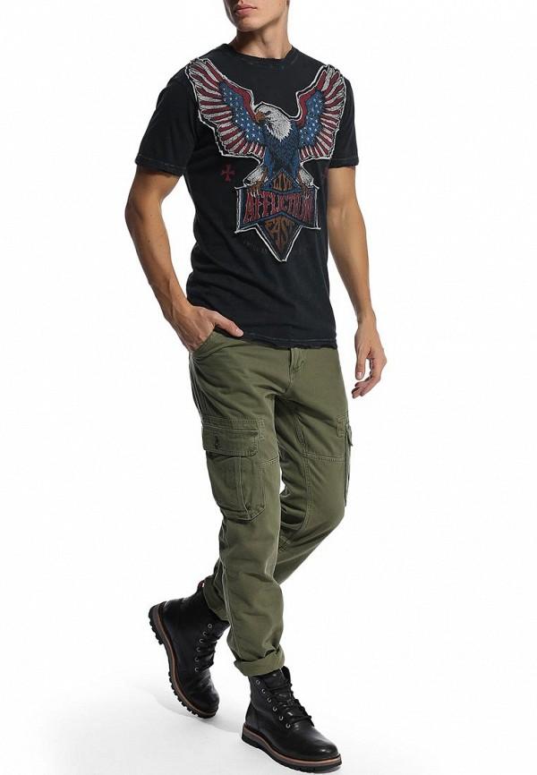 Спортивная футболка Affliction (Аффликшн) A8983: изображение 5