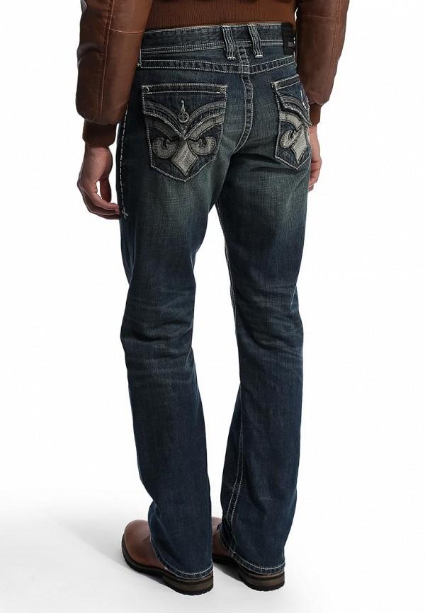 Мужские прямые джинсы Affliction (Аффликшн) 110LF020: изображение 4