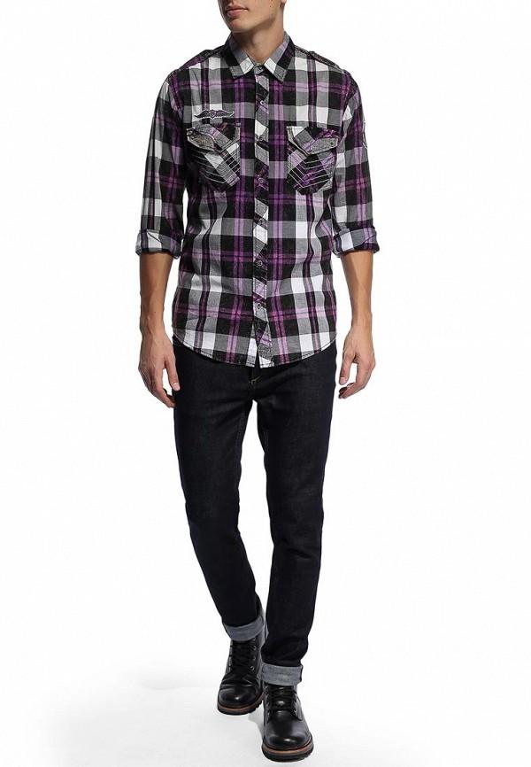 Рубашка с длинным рукавом Affliction (Аффликшн) 110WV225: изображение 5