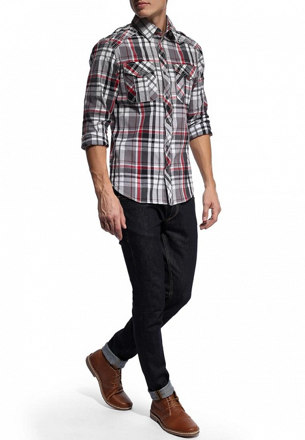 Рубашка с длинным рукавом Affliction (Аффликшн) 110WV240: изображение 3