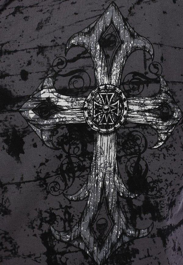 Толстовка Affliction (Аффликшн) X1312: изображение 2