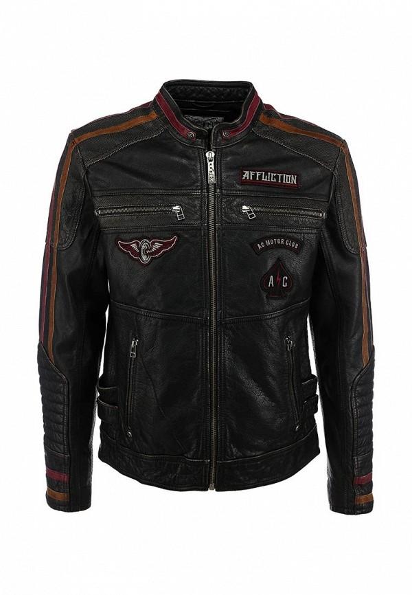 Кожаная куртка Affliction (Аффликшн) 110OW187: изображение 1